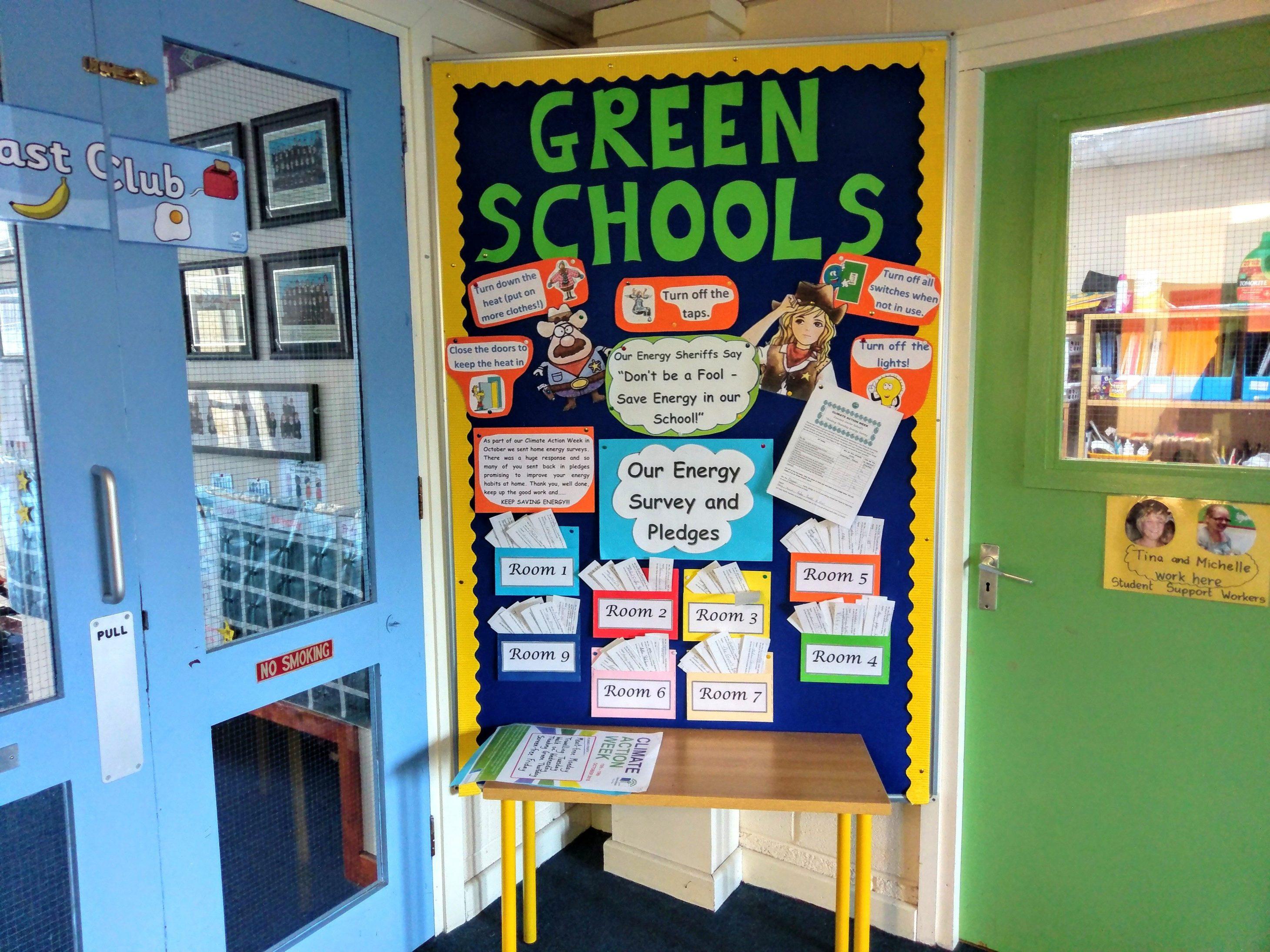 Convent Junior School Primary School in Castleblayney